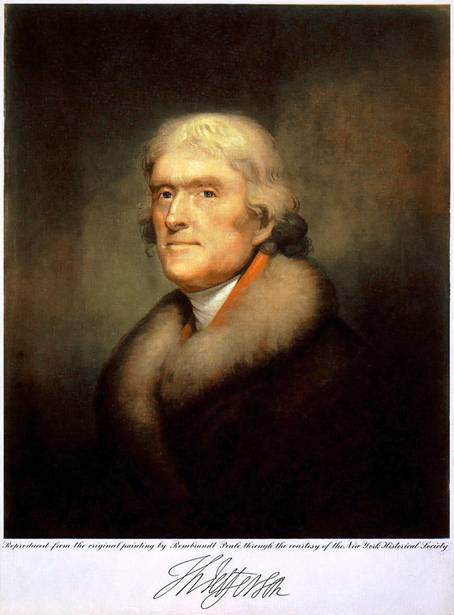 Thomas Jefferson (1805)