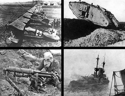 První světová válka 1914-1918