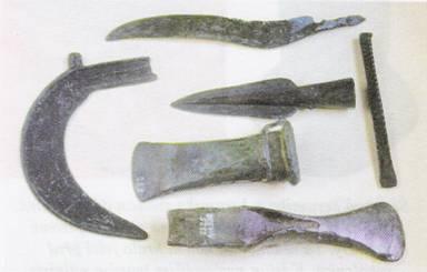 Doba železná nástroje