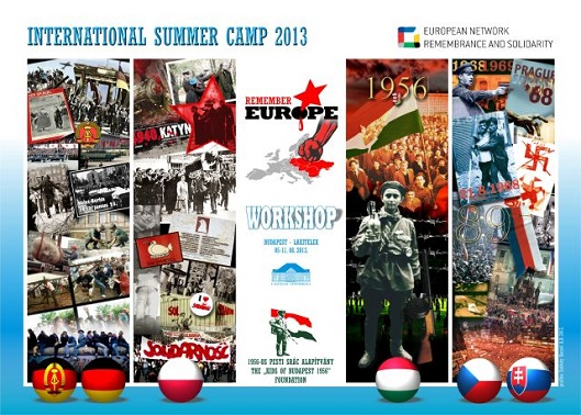 International summer camp 2013